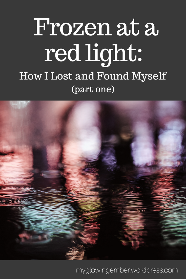 How I lost and found myself
